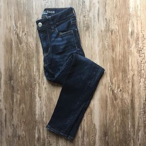 American Eagle 🦅 Dark Wash Jeggings